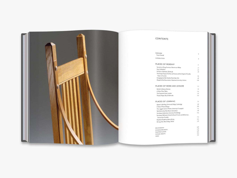 luke hughes furniture in architecture a